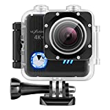 NexGadget Action Camera WIFI 12MP 2,0 Zoll, FHD 1080P Sport Action Kamera Cam IP68 Wasserdicht 140...