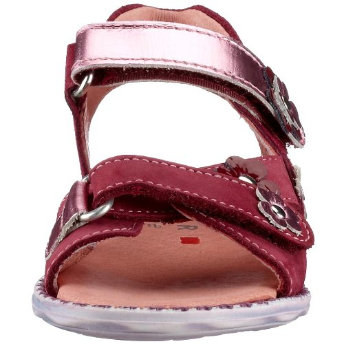 Richter Kinderschuhe 32.5110.7361, Sandales mode fille Rouge
