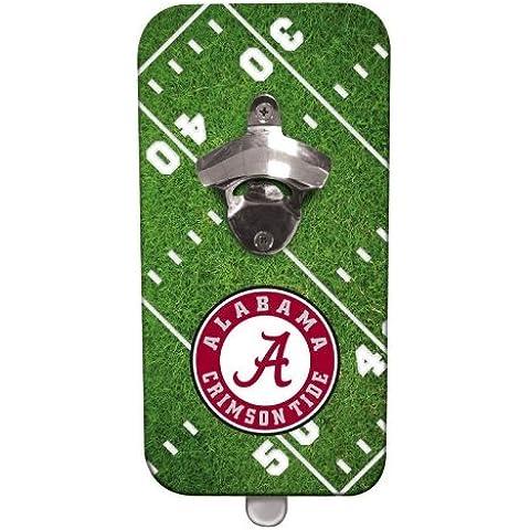 University of Alabama Clink N Drink magnetica Bottle Opener