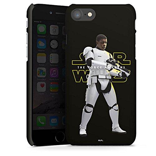 Apple iPhone 7 Silikon Hülle Case Schutzhülle Star Wars Das Erwachen der Macht Merchandise Fanartikel Premium Case glänzend