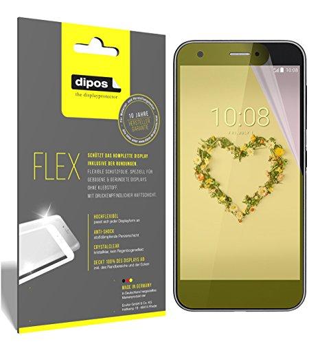dipos I 3X Schutzfolie 100% passend für ZTE Blade A512 Folie (Vollständige Bildschirmabdeckung) Bildschirmschutzfolie