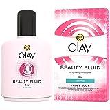 Olay Beauty Fluid Sensitive Moisturiser, 100ml