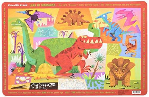 Podkladka Swiat dinozaurów