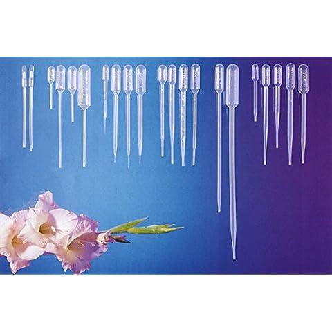 SAMCO 043232 trasferimento pipetta a punta fine, non sterile volume totale 5,8 ml