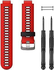 Garmin Forerunner 735XT - Accessoire montre cardio - rouge 2016 Accessoire cardiofrequencemetre
