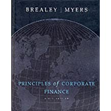 Principles of Corporate Finance, w. CD-ROM