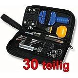 Profesional 30pc reloj kit de reparación de herramientas en bolsa de nylon [version:x7.4] by DELIAWINTERFEL