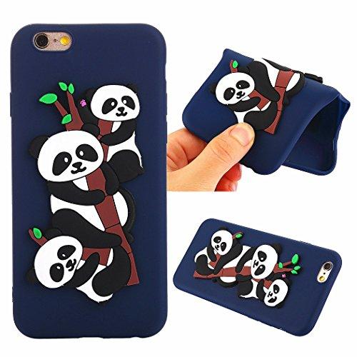 TPU Hülle für Plus, für iPhone 6 Plus / iPhone 6S Plus (Nicht für 6/6S), Flexibel Gummi Schutzhülle für iPhone 6 Plus / iPhone 6S Plus, ZCRO Soft Handyhülle Silikon - Cd-player Cute