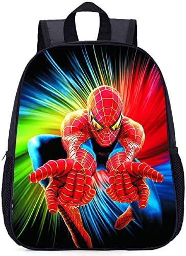 GWZZ Zaino Zaino da Bambino Spiderman Spiderman Spiderman Modello Scuola Spagna di 3-10 Anni in Nylon Impermeabile,Spiderman& 65288;F& 65289;-35  27.5  10.5cm | ecologico  | Special Compro  | moderno  db1b67