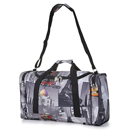 5cities-worlds-lightest-only-05kg-cabin-size-holdall-fits-ryan-air-easy-jet-55-x-40-x-20-flight-bag-