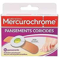 MERCUROCHROME 16 pansements coricide preisvergleich bei billige-tabletten.eu