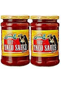 Cantina Taco Hot Sauce - 220 gm(Pack of 2)