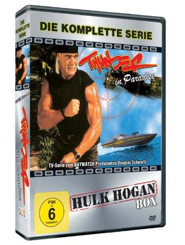 Bild von Hulk Hogan Box [4 DVDs]