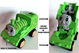 #8: THOMAS FAMILY ENGINE - TRASFORMER CONVERTABLE (GREEN)
