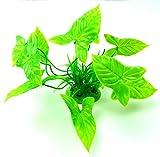 Aquariumpflanze-Terrarium-Deko-Wasserpflanze-Pflanze-grün 14