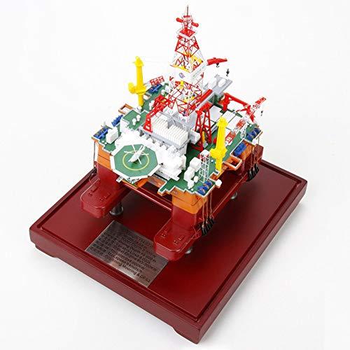 Tiefsee-Öl (XDLH Metall 1:700 Tiefsee-Bohrplattform Modell-Sammlungsausstellung-Wissenschaftliche Erkundung)