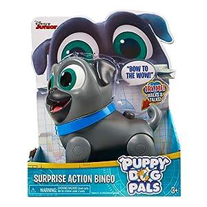Giochi Preziosi Puppy Dog Pals Bingo Personaje con función Sonora y Movimiento