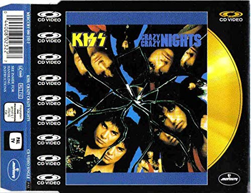 X1 Video (Crazy Crazy Nights (x1+2+Video, GOLD CD VIDEO))