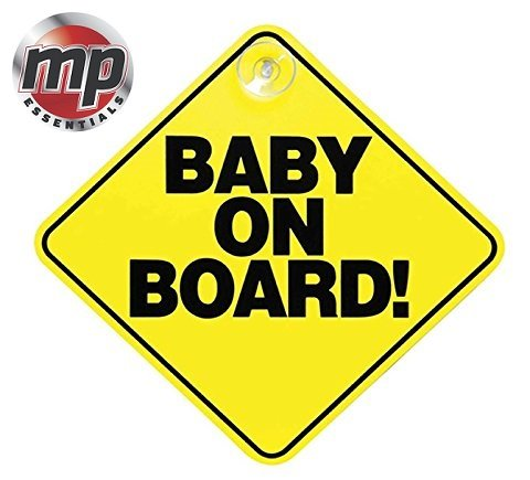MP-Essentials-Baby-On-Board-Child-Safety-Car-Rear-Window-Sign-Badge-Decal-Yellow