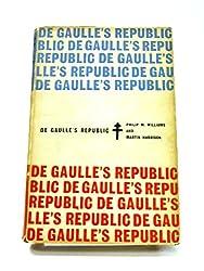 De Gaulle's Republic