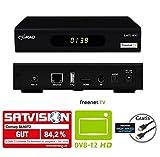 COMAG SL60T2 FullHD HEVC DVBT/T2 Receiver  inkl. HDMI-Kabel