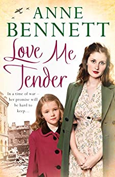 Love Me Tender by [Bennett, Anne]