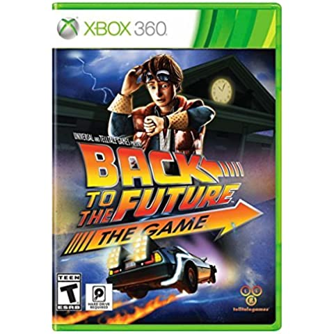 Back to the Future: The Game - 30th Anniversary - Xbox 360 by Telltale Games