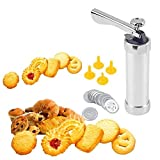 Best Cookie Presses - Cookie Press Machine Biscuit Maker Cake Making Decorating Review