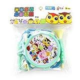 Kinder Baby Roll Drum Musikinstrumente Band Kit Kinder Spielzeug Set (Grün) 6Pcs