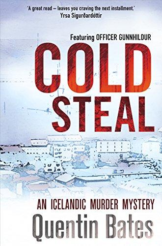 Cold Steal (Gunnhildur 4)