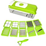 Skyzone 11 In 1 Multi Function Vegetable And Fruits Cutter, Slicer, Dicer, Grater, Chopper