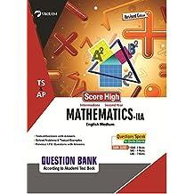 Inter II-Mathematics-IIA (Fully Covered) (EM)(Question Bank)