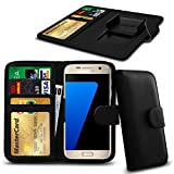 N4U Online® Huawei Ascend Y550 PU Leather Clip Wallet Case