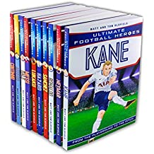 Ultimate Football Heroes Collection 10 Books Set