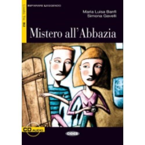 Misterio all'Abbazia (1CD audio)
