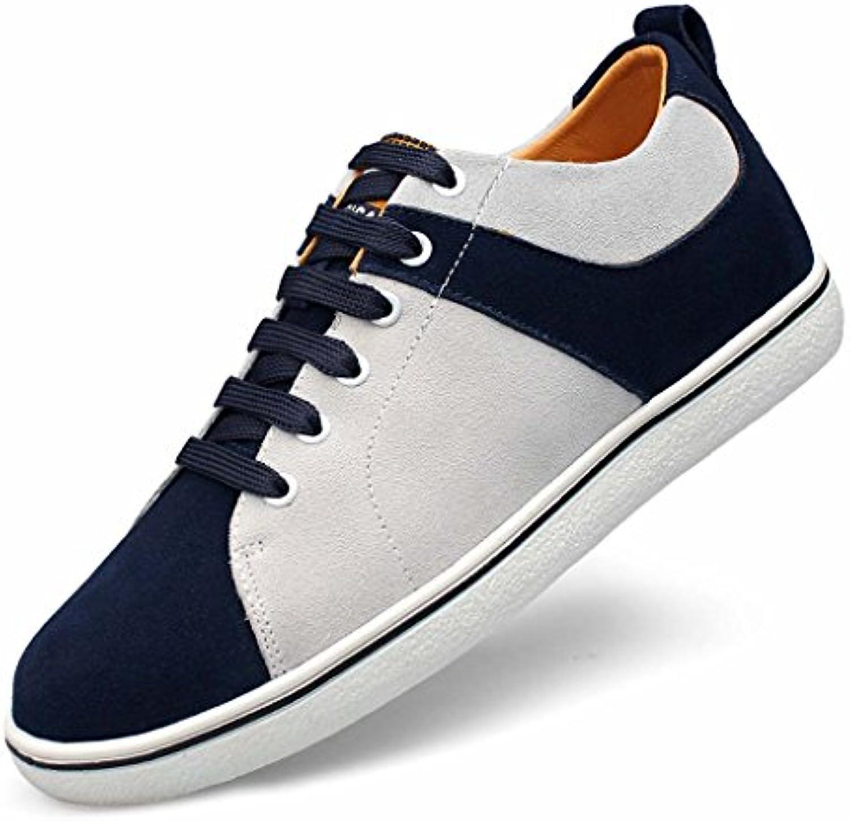 WEEKDEGY ZXCV Outdoor Schuhe Stealth Innerhalb der Zunahme in Herrenschuhe Freizeitschuhe Mode Schuhe (Farbe :