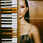 ALICIA KEYS The Diary Of Alicia Keys (2003 UK 16-track CD album including the singles You Dont Know My Name If I Aint Got You and Diary [featuring Tony! Toni! Toné!] with additional guest appearances by Nas & Rakim on Streets Of New York)