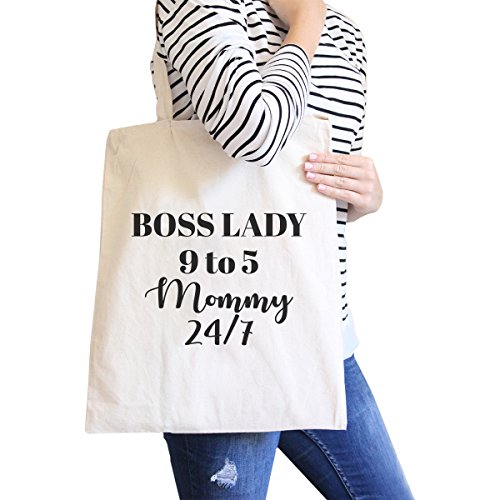 365 Printing inc , Borsa da spiaggia  Donna Mother Therapist And Friend Boss Lady Mommy