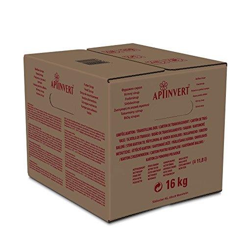 Apiinvert Südzucker Bienenfutter 16 kg Karton