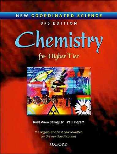 New Coordinated Science: Chemistry Students' Book: For Higher Tier by RoseMarie Gallagher (2001-07-19)