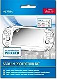 Speedlink Bildschirmschutzfolie f�r die Playstation Vita (sch�tzt das Display, Mikrofasertuch und Rakel) Bild
