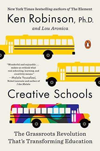 Creative Schools por Ken Robinson