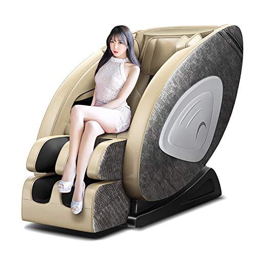 Dafa gys-sl5 4d robot massage chair, poltrona multifunzionale sedia riscaldamento massager impastante gravità zero luxury-chair anziani ufficio automatico