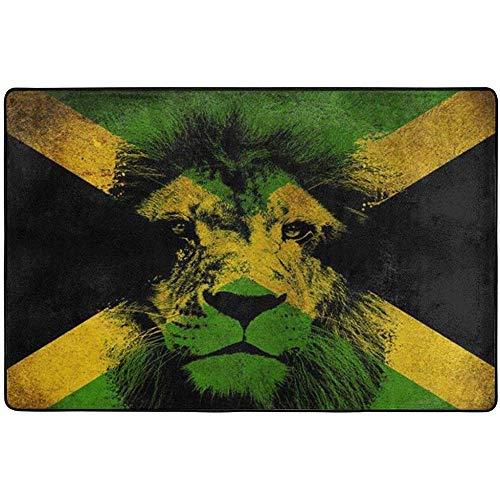 If Not Jamaican Lion Super Soft Teppiche Teppich Schlafzimmer Teppich Boden Teppich