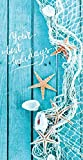 Hello Sea Best Holidays Seestern Maritim Strandtuch Badetuch 70 x