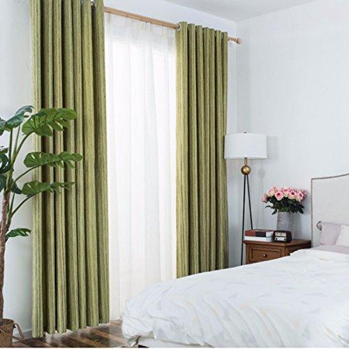 Qpggp tende tenda a strisce semplice e moderna finitura camera da letto camera da letto galleggiante, b-200 x 270 cm (l x p) × 2