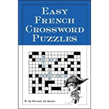Easy French Crossword Puzzles (NTC Foreign Language)
