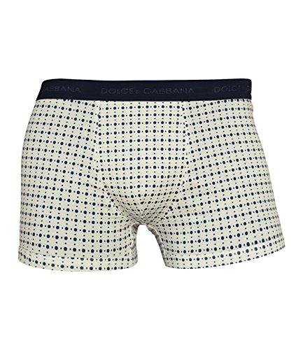 Dolce & Gabbana Herren Boxershorts Regular Boxer Unterhose ONC42, Farbe:Mehrfarbig, Wäschegröße:L, Artikel:-X0864 print (Unterwäsche Gabbana)