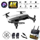 YWT Drone 4K Professional Fotografia Aerea, Quadcopter Camera Live Video 1080P...