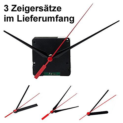Funkuhrwerk DCF Uhrwerk Standardbauform Aluzeiger 2088 Funk